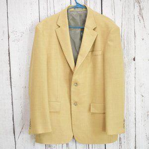 VTG 90s Oscar De La Renta Wool Sport Coat